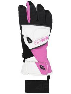Mănuși de schi pentru femei RED150 - fuxie