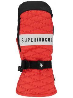 Mănuși de schi pentru femei RED250 - roșu