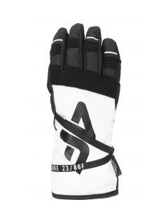 Mănuși de schi pentru femei RED253 - alb