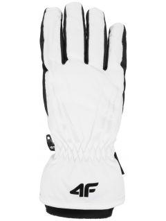 Mănuși de schi pentru femei RED350 - alb
