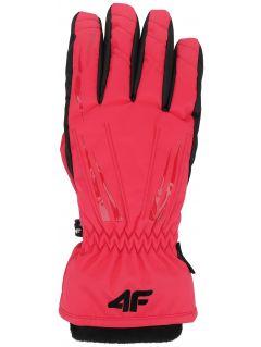 Mănuși de schi pentru femei RED350 - roz
