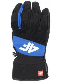 Mănuși de schi pentru bărbați REM250 - cobalt