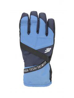 Mănuși de schi pentru bărbați REM251 - denim