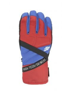 Mănuși de schi pentru bărbați REM251 - roșu