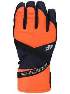 Mănuși de schi pentru bărbați REM251 - portocaliu