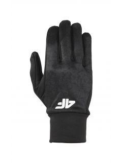 Mănuși de sport unisex REU205 - negru profund