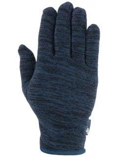 Mănuși de sport unisex REU301 - bleumarin