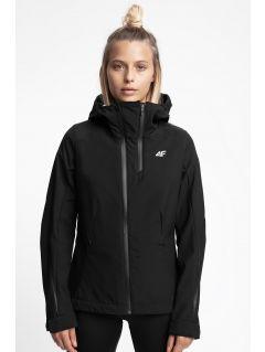 Jacheta softshell pentru femei SFD221 - negru profund