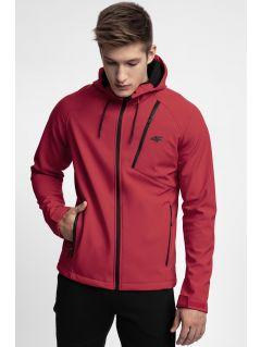 Jacheta softshell pentru bărbați SFM300 - roșu