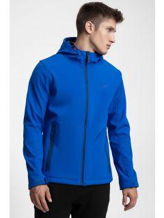 Jacheta softshell SFM301 pentru bărbați  - turcoaz