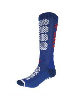 Șosete de schi pentru femei SODN250 - cobalt