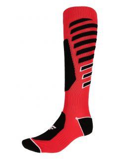 Șosete de schi petru bărbați SOMN348 - negru