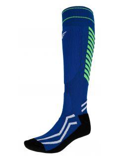 Șosete de schi petru bărbați SOMN350 - albastru