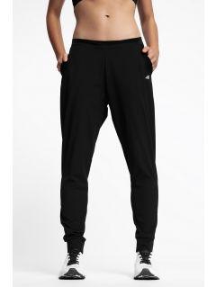 Pantaloni de antrenament pentru femei SPDF304 - negru profund