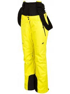 Pantaloni de schi pentru femei SPDN102A - galben