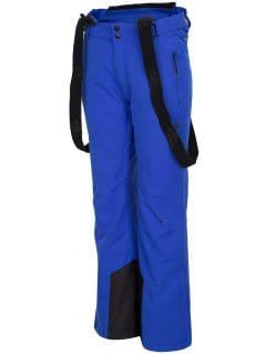 Pantaloni de schi pentru femei SPDN201 - cobalt
