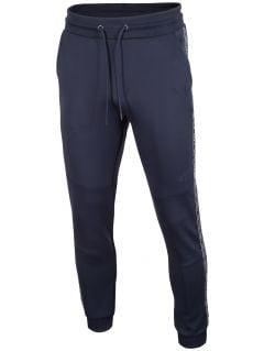 Pantaloni de molton pentru bărbați SPMD205 - bleumarin