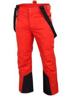 Pantaloni de schi pentru bărbați SPMN251 - roșu
