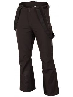 Pantaloni de schi pentru bărbați SPMN251R - negru profund