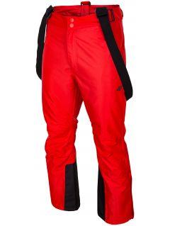 Pantaloni de schi pentru bărbați SPMN350 - roșu