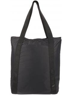 Geantă de umăr pentru femei TPU202 - negru profund