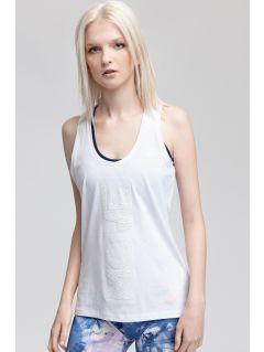 Tricou pentru femei TSD406 - alb