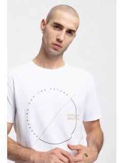 Tricou pentru bărbați TSM269 - albînchis