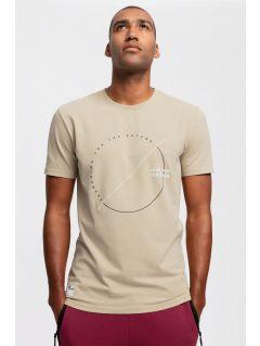 Tricou pentru bărbați TSM269 - bej