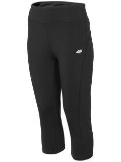 Pantaloni funcționali pentru femei SPDF001 - negru intens