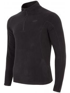 Lenjerie din fleece pentru bărbați BIMP001 - negru
