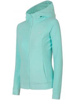 Bluză din fleece pentru femei PLD003 - mentă