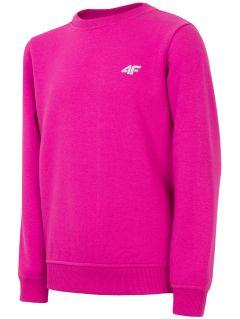 Bluza pentru copii mari (fete) JBLD211 - violet