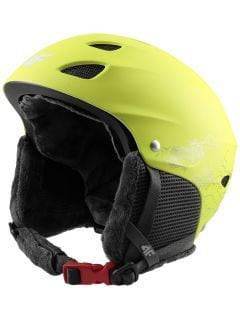 Cască de schi pentru copii mari (băieți) JKSM400 - verde deschis