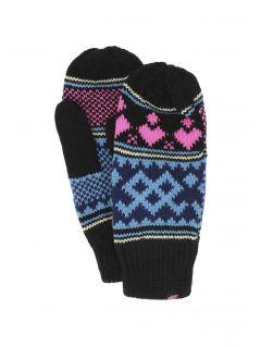 Mănuși pentru copii mici (fete) JREDD100 - multicolor