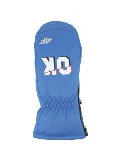 Mănuși de schi pentru copii mici (băieți) JREM300 - cobalt