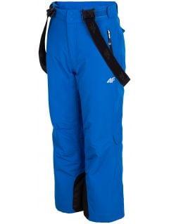 Pantaloni de schi pentru copii mari (băieți) JSPMN400 - cobalt