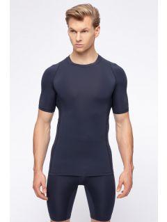 Tricou baselayer pentru bărbați 4FPro TSMF400 - bleumarin