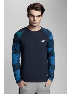 Tricou cu mânecă lungă pentru bărbați Kamil Stoch Collection TSML500 - multicolor