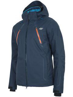 Jachetă de schi pentru bărbați KUMN153A - bleumarin