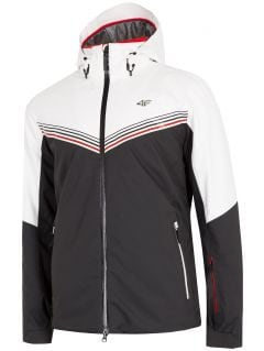 Jachetă de schi KUMN901 - alb