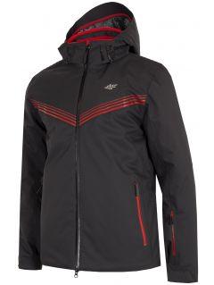 Jachetă de schi pentru bărbați KUMN901 - negru profund