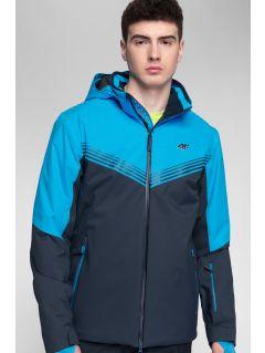Jachetă de schi pentru bărbați KUMN901 - bleumarin închis