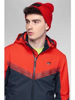 Jachetă de schi pentru bărbați KUMN901 - bleumarin