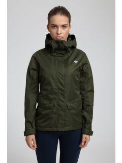 Jacheta de oraş pentru femei KUD007 - khaki