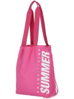Geanta de plajă pentru femei TPL204 -roz
