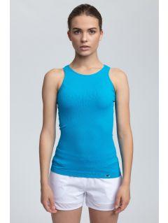 Top pentru femei TSD301 - albastru turcoaz