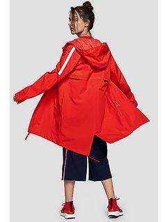 Jachetă pentru femei KUDC242 - roșu