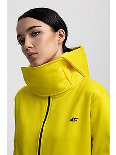 Bluză pentru femei BLD231 - galben