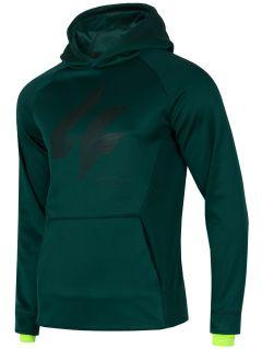Bluză pentru bărbați BLM221 - verde închis