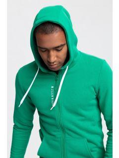 Bluza pentru bărbați BLM256 - verde